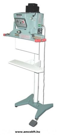 MERCIER ME3010FDV Fóliahegesztő, impulzusos, automata, vertikális 10x300mm