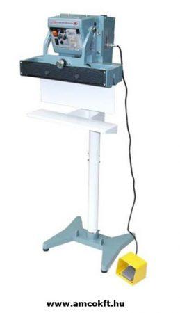 MERCIER ME600CFV Fóliahegesztő, folyamatos fűtésű, vertikális, 10x600mm