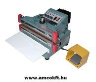MERCIER ME6010FDA Fóliahegesztő, impulzusos, automata, 10x600mm