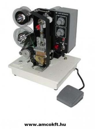 MERCIER ME664HS Photo imprinter, tabletop, automatic