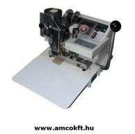 Mercier 666HS Manual tabletop imprinter