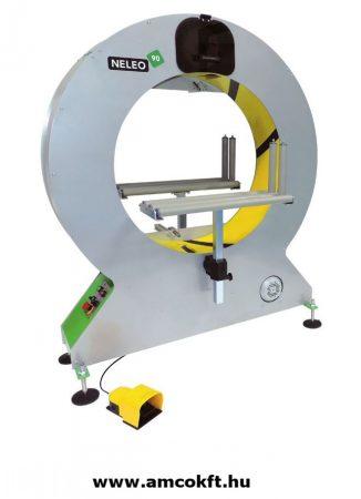 PLASTICBAND NELEO90 Körpályás csomagológép, félautomata