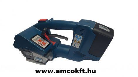 SIAT DIGIT SMART LXT Akkumulátoros pántoló 9-16mm PP és PET pántszalaghoz, akkumulátorral és töltővel
