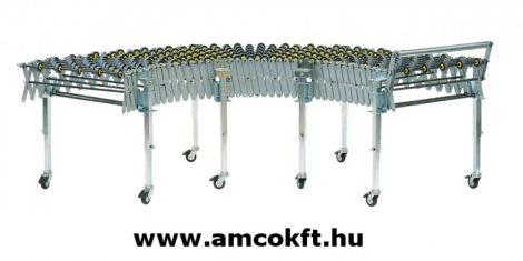 SIAT GTL Kihúzható görgősor műanyag kerekekkel