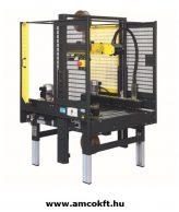 SIAT XL46/461  Oldalsó meghajtású dobozzáró gép, nehéz dobozokhoz, félautomata