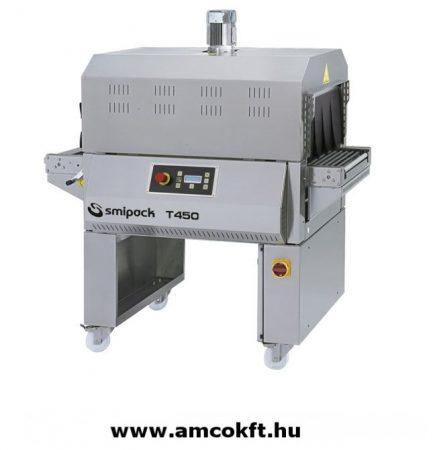 SMIPACK T450 INOX Zsugoralagút, egykamrás, rozsdamentes