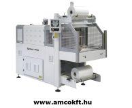 SMIPACK BP600  egybeépített félautomata ölelőfóliázó gép