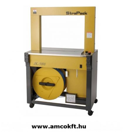 STRAPACK JK-5000 Strapping machine, automatic