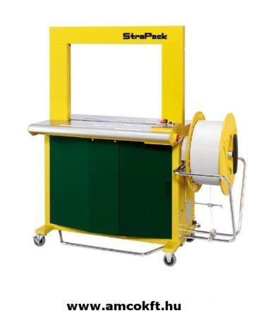 STRAPACK RQ-8x Pántológép, keretes, automata
