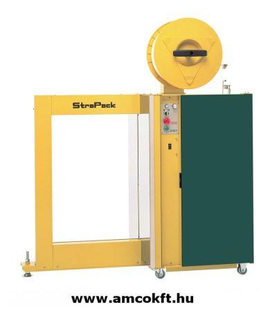 STRAPACK RQ-8y Gyártósorba illeszthető pántológép, keretes, automata