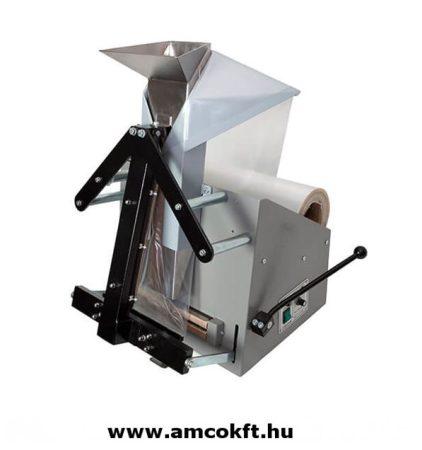 STROJPLAST SVD 160/190 Töltő-záró gép, függőleges