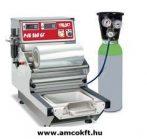 VALKO PSG260GF Tálcazáró gép, félautomata, pneumatikus, védőgáz alkalmazással