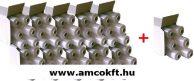 AKCIÓS Kézi sztreccsfólia 10+1 doboz! 500mm, 146,5m, 23my, 2,2kg/tekercs (12001-1487)
