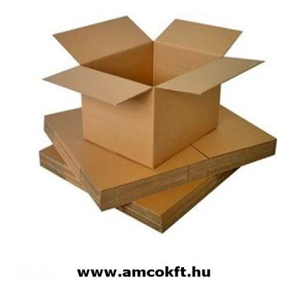Kartondoboz, 5 rétegű, 320x220x380mm