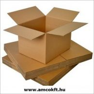 Kartondoboz, 3 rétegű, TF 21B, 240x160x130 mm