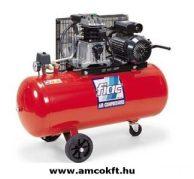 AB 100-360M Olajkenésű dugattyús kompresszor
