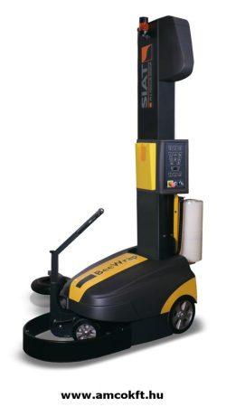 Raklapfóliázó robot - SIAT BeeWrap