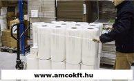LINDER Band Sztreccsfólia, kézi rakományrögzítő öv, 100x1200mm, 100db/tekercs, 0,95kg/tekercs