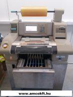 Felújított félautomata nyújthatófóliás tálcacsomagológép, mérő és címkéző egységgel - DIGI FX3600XL