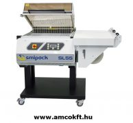 Használt SMIPACK SL55 Zsugorfóliázó gép, egylépéses, 220V (54531)