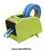 AMCO ZCUT-FB Visszahajtott ragasztószalagokat adagoló gép, asztali, automata vágással (Made in Korea)