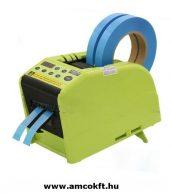 AMCO ZCUT-FB Visszahajtott ragasztószalagokat adagoló gép, asztali, automata vágással