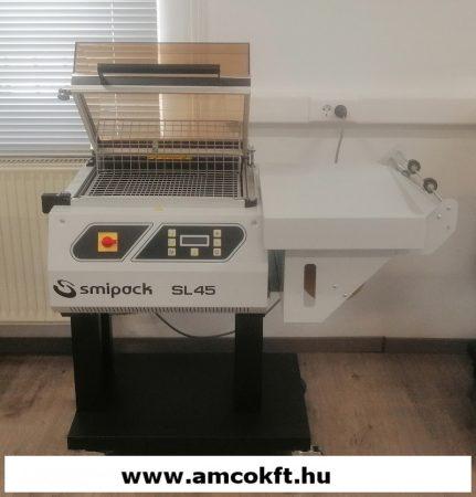 Használt zsugorfóliázógép - Smipack SL45 (2017)