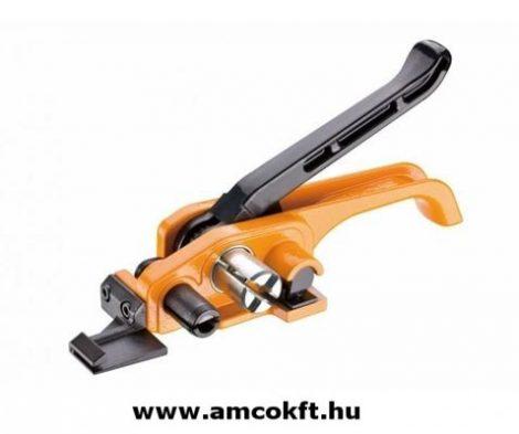 P278 mechanikus kézi pántszalagfeszítő PET, hotmelt és szőtt pántszalaghoz