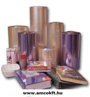 Zsugorfólia, PVC, féltömlő, 30my, 400mm, 360m, 11,23kg/tekercs