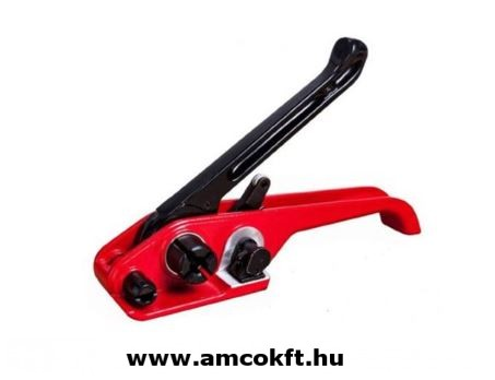 Linder manual strapping tool for woven strap 13 -19mm