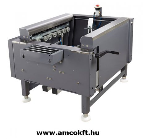 EXTEND EXC-116 Semi-automatic carton former and pack station machine