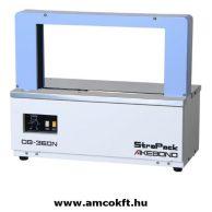 Hőhegesztéses bandázsoló gép, 30 mm széles szalaghoz - STRAPACK Akebono OB-360N