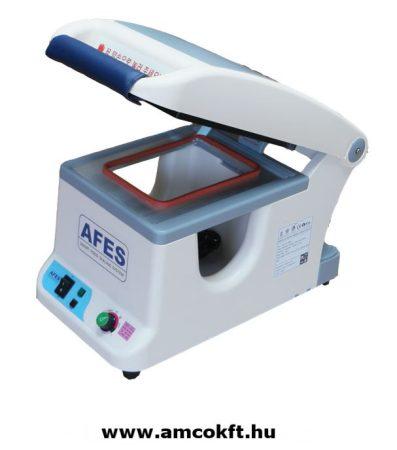 AFES MA-1 tálcazáró gép, univerzális szerszámmal