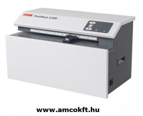 HSM ProfiPack C400 Papír-térkitöltő gyártó gép