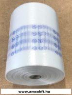 Air cushion film 200x100mm, 20my, 500m/roll