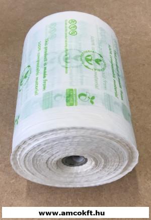 Air cushion film, compostable, 200x100mm, 20my, 500m/roll