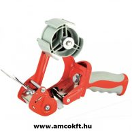 SIAT H14CP Kézi tapadószalag felhordó rozsdamentes acél pengével és fékezővel, 50 mm széles tapadószalaghoz