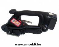 SIAT SMART MT akkumulátoros kézi pántológép 9 - 16 mm PP és PET pántszalaghoz, akkumulátorral és töltővel