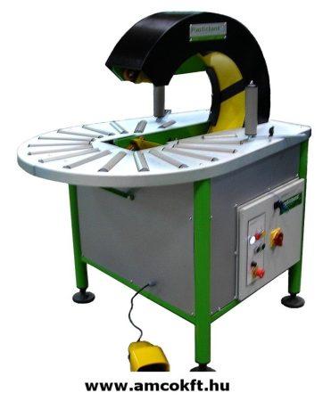 PLASTICBAND ARTEMIS 50 Körpályás csomagológép, félautomata