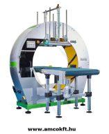 PLASTICBAND ATIS 125 Körpályás csomagológép, automata