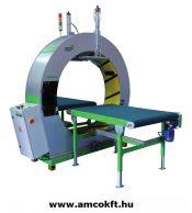 PLASTICBAND ATIS 160 Körpályás csomagológép, automata
