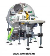 PLASTICBAND ATIS50 Semi automatic orbital wrapping machine