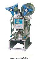 FRG2001B félautomata pohárlezáró gép