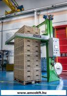 PLASTICBAND MATURI-H Pántológép raklapos áruhoz, horizontális, automata