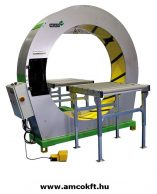 PLASTICBAND NELEO160 Semi automatic orbital wrapping machine