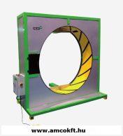 PLASTICBAND NELEO 200 Körpályás csomagológép, félautomata