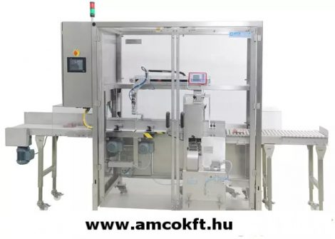 ATS US-2100 IBL-CB-R banding machine for food packaging with wide bands